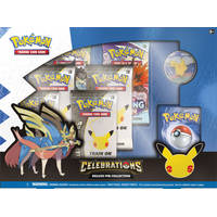 POK TCG 25TH ANNIVERSARY PIN COLLECTION