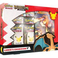 Pokémon Trading Card Game Celebrations V collection