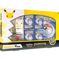 Pokémon Trading Card Game Celebrations Pikachu V Union Special collection
