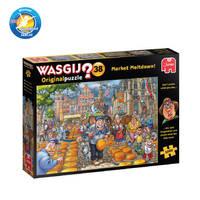 Jumbo Wasgij Original 38 puzzel Kaasalarm - 1000 stukjes