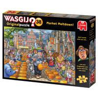 WASGIJ ORIGINAL 38 KAASALARM 1000 ST