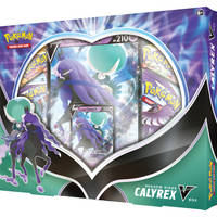 POK TCG CALYREX V BOX