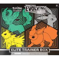 POK TCG S&S 7 ELITE TRAINER BOX