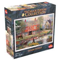 Chuck Pinson puzzel Reflections on Country Living - 1000 stukjes