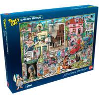 Puzzel Vermeer - 1000 stukjes