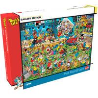 Puzzel Mondriaan - 1000 stukjes