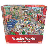 WACKY WORLD PARIS 1000 ST