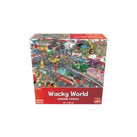 WACKY WORLD CAR RACE 1000 ST