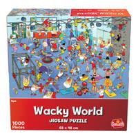 WACKY WORLD THE GYM 1000 ST