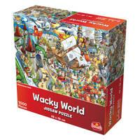 WACKY WORLD AMUSEMENT PARK 1000 ST
