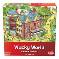WACKY WORLD HOSPITAL 1000 ST