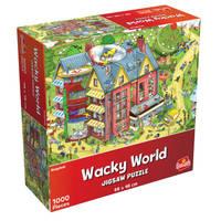 Wacky World puzzel ziekenhuis - 1000 stukjes
