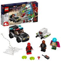 LEGO Marvel Super Heroes Spider-Man vs Mysterio's droneaanval 76184