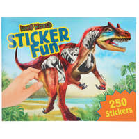 Dino World Sticker Fun - 250 stickers