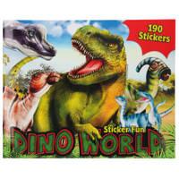 Dino World Sticker Fun - 190 stickers