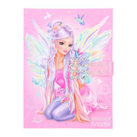Fantasy Model Fairy dagboek met geheime code