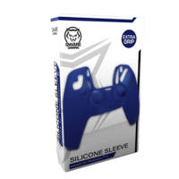 PS5 Qware silicon controller skin - blauw
