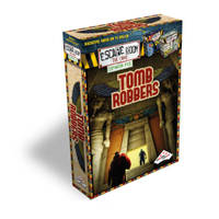 Escape Room: The Game uitbreidingsset Tomb Robbers