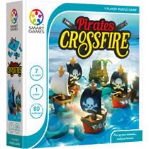 Smart Games Pirates Crossfire puzzel bordspel