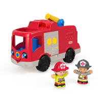 Fisher-Price Little People grote brandweerauto