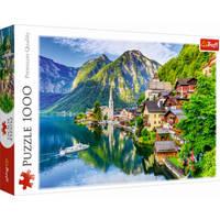 Trefl puzzel Hallstatt Oostenrijk - 1000 stukjes