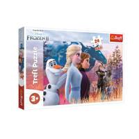 Trefl Disney Frozen 2 maxi puzzel Magische reis - 24 stukjes