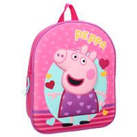 Peppa Pig 3D rugzak Strong Together