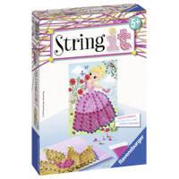 Ravensburger String it roze prinses