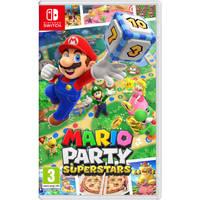 Nintendo Switch Mario Party Superstars