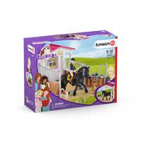 Schleich Horse Club paardenbox met Tori en Princess 42437