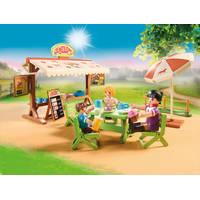 PLAYMOBIL 70519 PONY CAFE