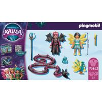 PLAYMOBIL 70803 CRYSTAL FAIRY EN BAT FAI