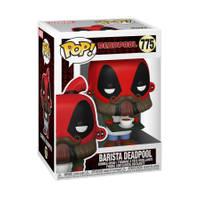 Funko Pop! figuur Marvel Barista Deadpool