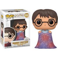 Funko Pop! figuur Harry Potter Harry Potter met Onzichtbaarheidsmantel