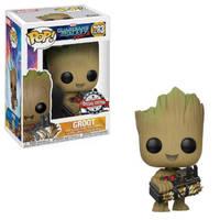 Funko Pop! figuur Marvel Guardians of the Galaxy Vol. 2 Groot