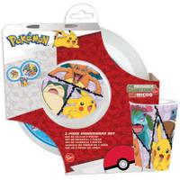 Pokémon serviesset in box