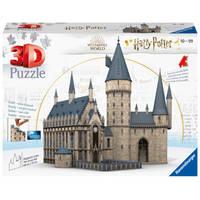 Ravensburger 3D-puzzel Harry Potter Zweinstein - 540 stukjes