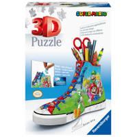 Ravensburger 3D-puzzel Super Mario sneaker - 108 stukjes