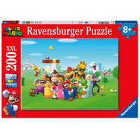 Ravensburger XXL puzzel Super Mario - 200 stukjes