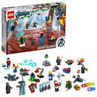 LEGO Marvel Super Heroes adventskalender 76196