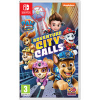 Nintendo Switch PAW Patrol The Movie Adventure City Calls