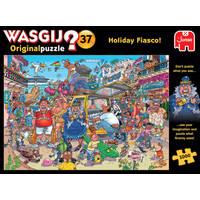 Jumbo Wasgij Original 37 puzzel Vakantie fiasco - 1000 stukjes