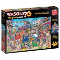 WASGIJ ORIGINAL37 VAKANTIEFIASCO 1000 ST