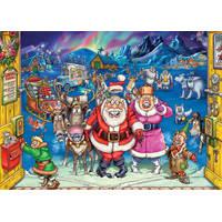 WASGIJ CHRISTMAS 17 ELFINSPECTIE 2X1000