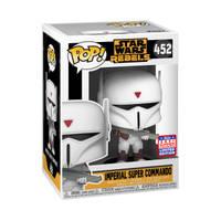 Funko Pop! figuur Star Wars Rebels Imperial Super Commando Limited Edition