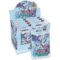 YU-GI-OH! FREEZING CHAINS THEMADECK