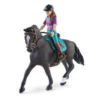 Schleich Horse Club Lisa en Storm 42541