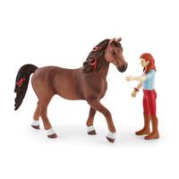 42539 HORSE CLUB HANNAH & CAYENNE