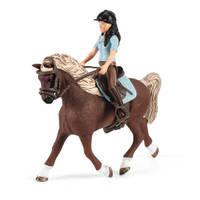42438 WASPLAATS MET HORSE CLUB EMILY & L