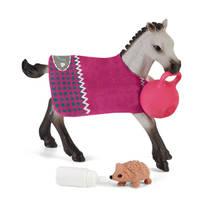 Schleich Horse Club spelplezier met veulen 42534